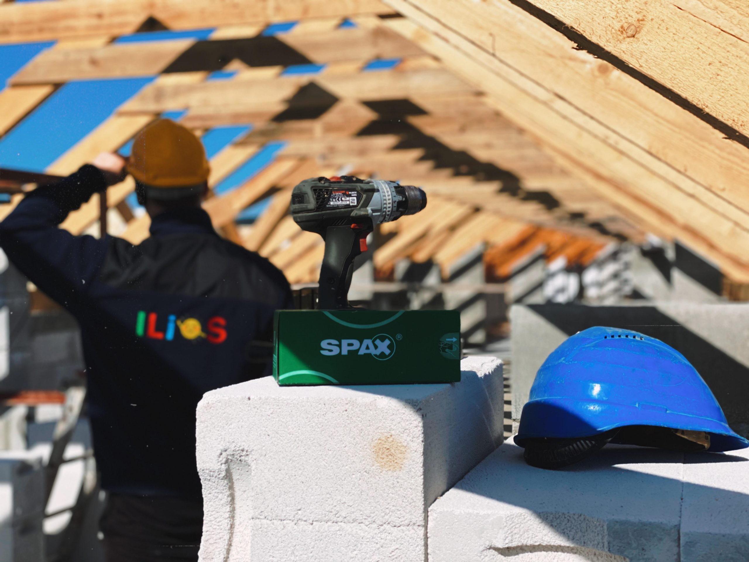 budowa spax